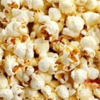 Ingredienten Popcorn