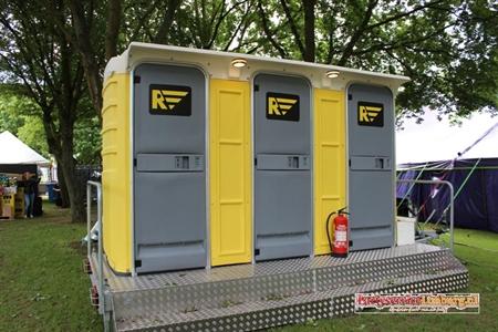 Toilet-unit