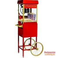 Nostalgische Popcorn kar