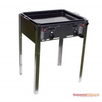 Barbecue inclusief grillpan